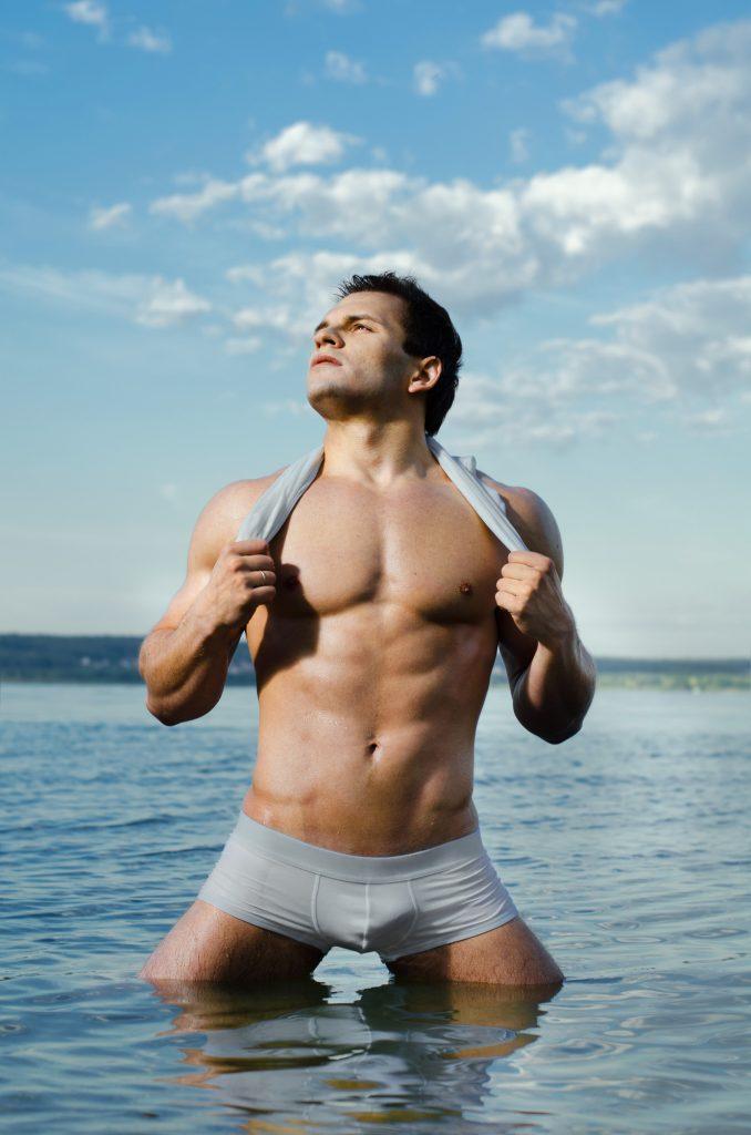 antimicrobial underwear men
