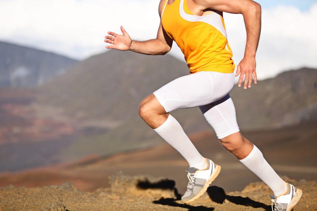 men running shorts with liner