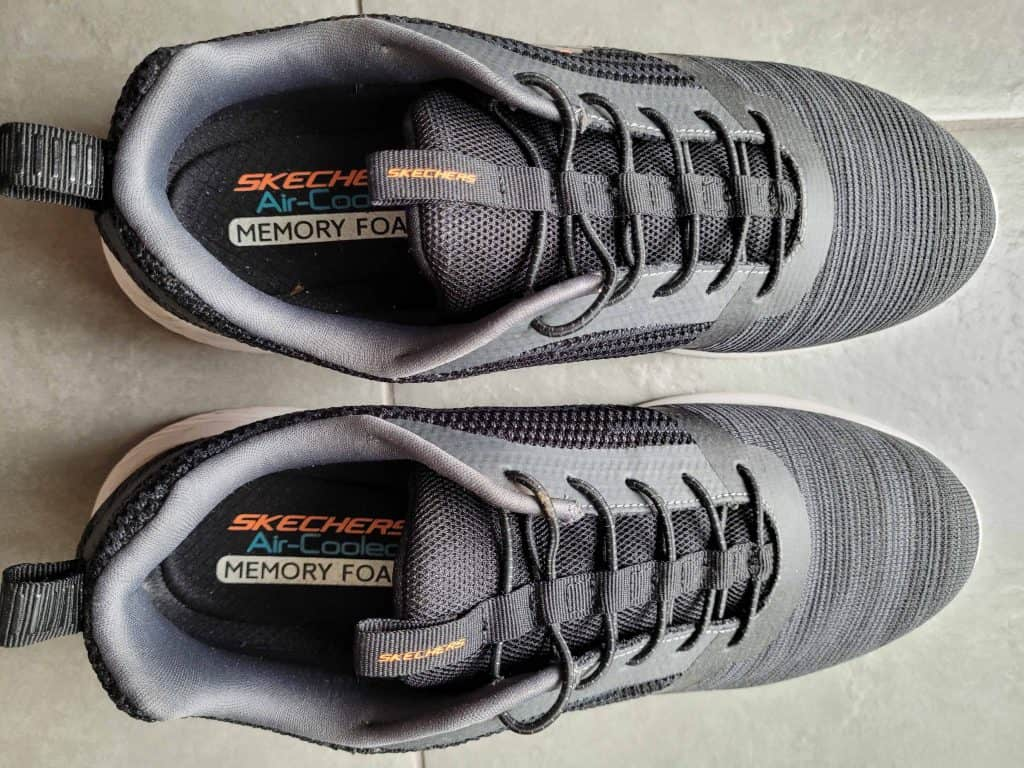 how to clean skechers memory foam shoes