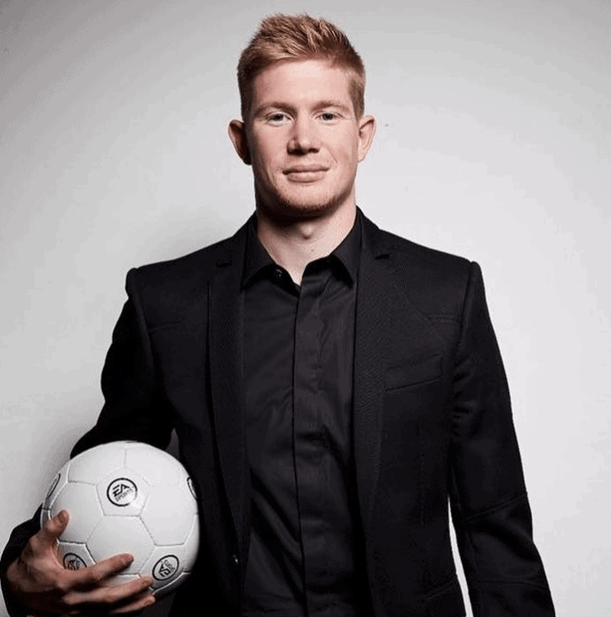 Kevin De Bruyne Hairstyle
