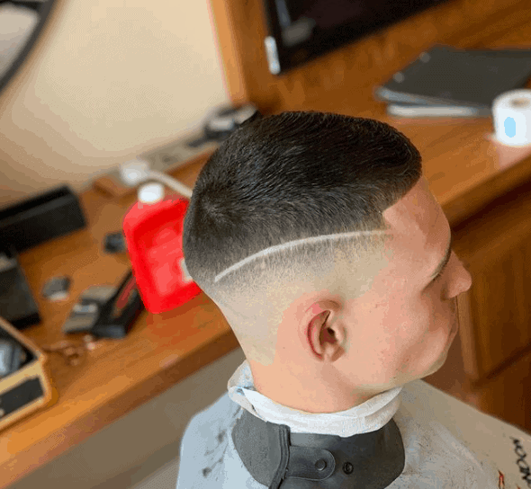 Phil Foden Hairstyle