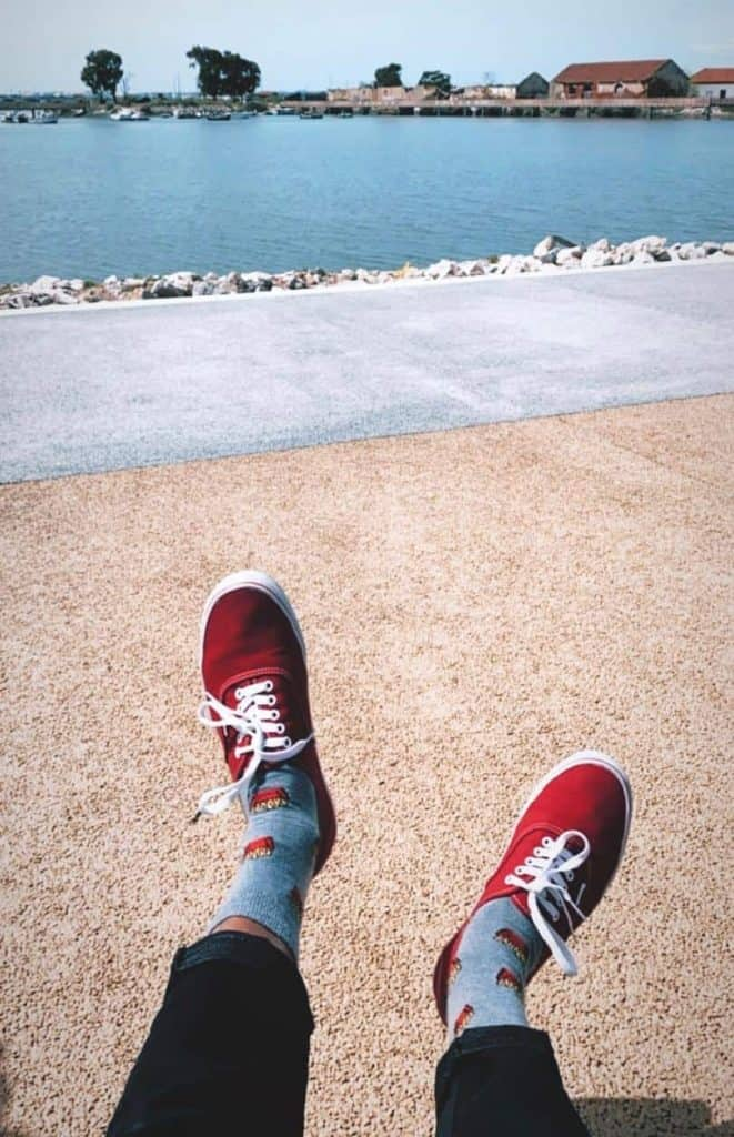 are vans non slip shoes