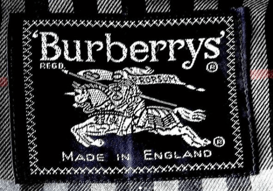 Burberry where is it made