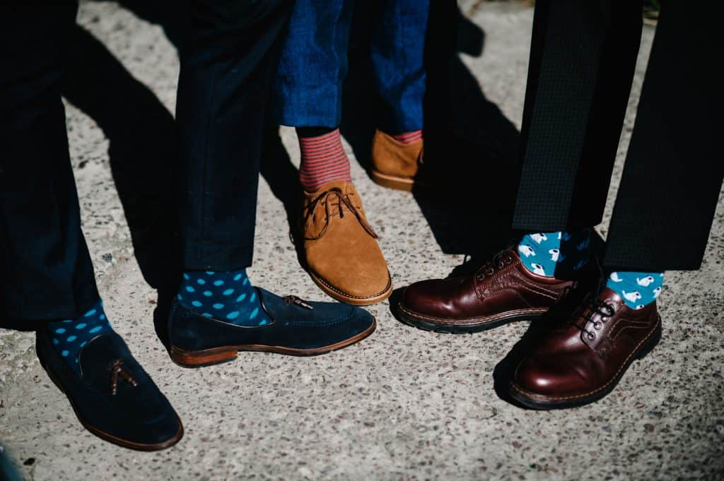 how to match socks