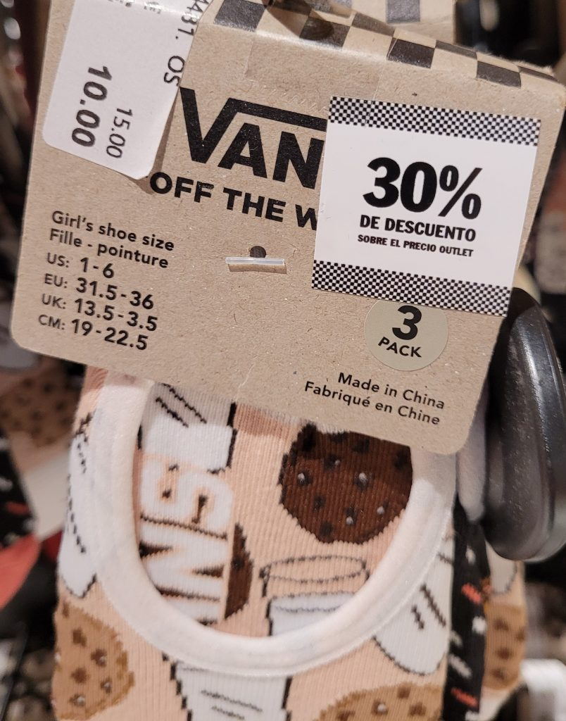 Are Vans Made In China