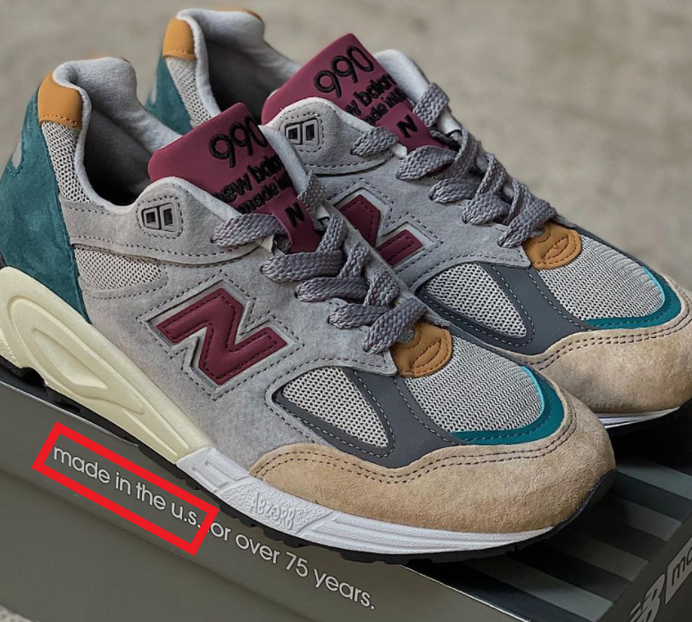 Is New Balance Made In The USA