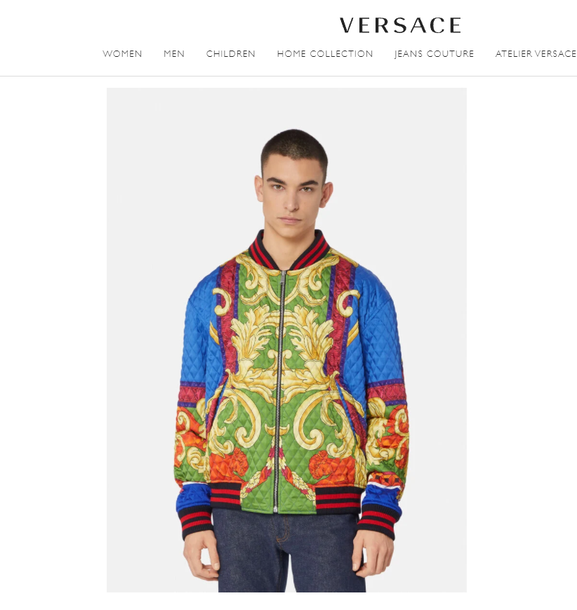 What Is The Versace Label